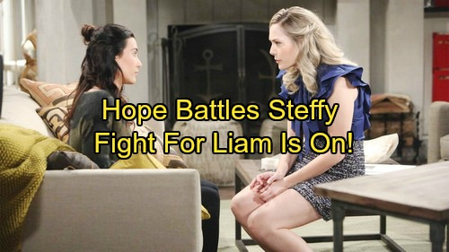 The Bold and the Beautiful Spoilers: Hope and Steffy's Vicious Showdown Over Liam – Rivalry Reignited, Old Wounds Opened