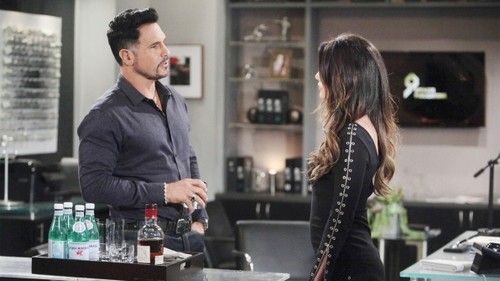 The Bold and the Beautiful Spoilers: Bill's Relocation Offer To Sally Is Good Business - Liam Should Let Sally Decide