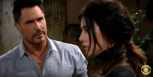 The Bold and the Beautiful Spoilers: Bill Confesses Steffy's Pregnancy to Justin – Right-hand Man Tampers With Paternity Test
