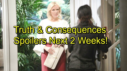 The Bold and the Beautiful Spoilers for Next 2 Weeks: Bill's Mystery Woman – Hope Distracts Liam - Ridge Betrayed