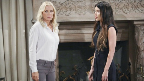 The Bold and the Beautiful Spoilers: Week of September 18 Update - Brooke Punishes Bill – Steffy Fights Liam Over Sally