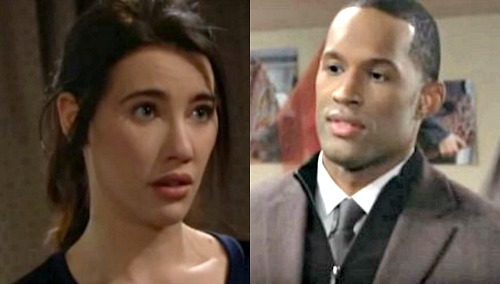 The Bold and the Beautiful Spoilers: Carter and Steffy New Couple - Lawrence Saint-Victor Wants B&B To Give 'Starter' a Shot