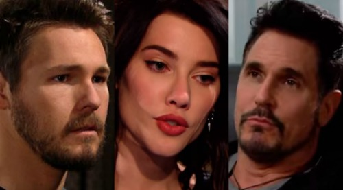 The Bold and the Beautiful Spoilers: Liam and Bill Can Make a Fresh Start - Will Bill Ruin Everything By Hitting On Steffy?
