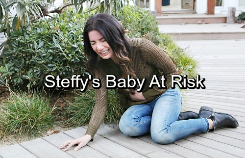 The Bold and the Beautiful Spoilers: Steffy's Baby at Risk, Stress Skyrockets as Marriage Crumbles – Miscarriage Fears Emerge