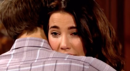 'The Bold and the Beautiful' Spoilers: Liam's Desperate Plea, Steffy Shuts Him Down – Wyatt and Liam's Tension Explodes