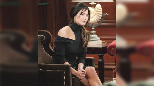 The Bold and the Beautiful Spoilers: Liam Is Steffy's Baby Daddy, But Still Punches Bill