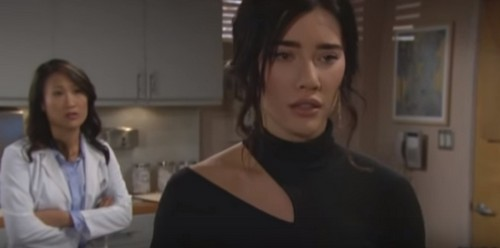The Bold and the Beautiful Spoilers: Thursday, December 21 - What The Dr. Tells Steffy About Baby's Paternity