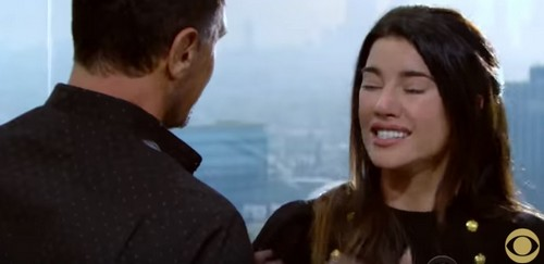 The Bold and the Beautiful Spoilers: Steffy Battles Her Bad Conscience – Cheating Secret Hangs in the Balance