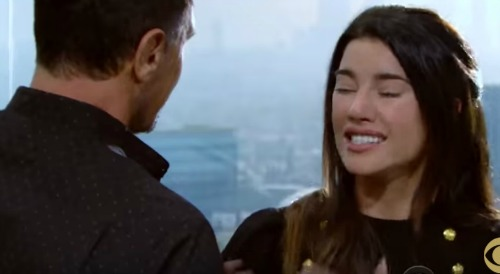 The Bold and the Beautiful Spoilers: Bill Offers Himself To Steffy as Liam's Replacement – Dollar Still Revisited