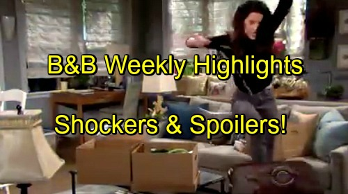 The Bold and the Beautiful Spoilers: Steffy's Tantrums and Quinn's True Grit - Stunning Confessions and Uncertain Futures