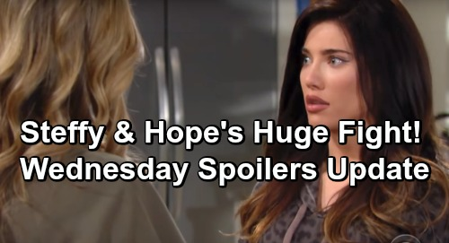 The Bold and the Beautiful Spoilers: Wednesday, December 19 Update – Steffy's Adopting a Sister for Kelly – Hope Demands Taylor Move