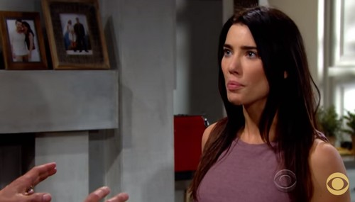 The Bold and the Beautiful Spoilers: Steffy Infuriates Hope, Insists Bill's the Only Reason for Lope Reunion – Liam War Rages On
