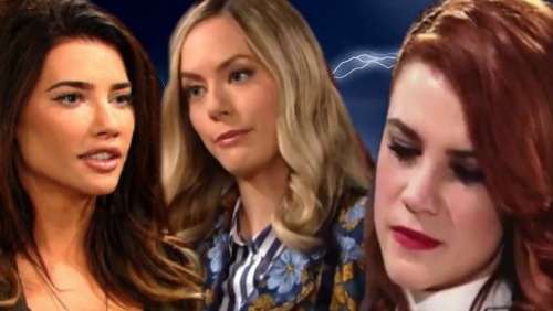 The Bold and the Beautiful Spoilers: Steffy and Hope Destroy Sally's Shot with Liam Before Battle of the Exes