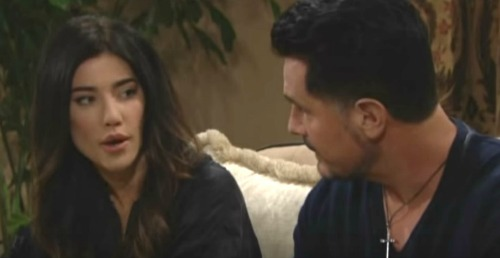 The Bold and the Beautiful Spoilers: Friday, October 6 - Bill Exploits Liam and Sally Drama, Moves On Steffy