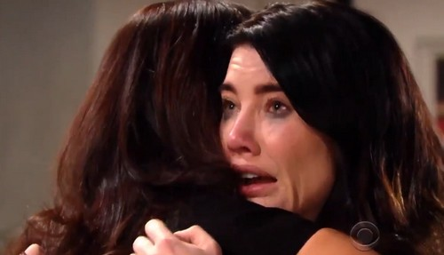 The Bold and the Beautiful Spoilers: Katie Shocked by Steffy's Cheating Reveal – Supports Hysterical Steffy After Losing Liam