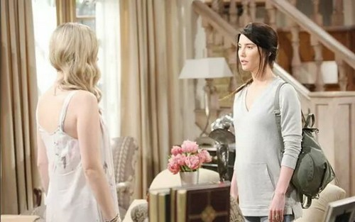 The Bold and the Beautiful Spoilers: Steffy Grows a Pair and Lashes Out at Liam – Goes Medieval On Hope and Bill