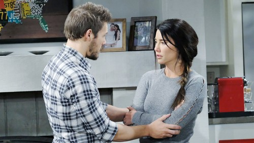 The Bold and the Beautiful Spoilers: Steffy Finds Peace With Pregnancy – Christmas Harmony Shattered by Betrayal