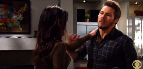The Bold and the Beautiful Spoilers: Liam's Three Romantic Options Fight For Him – Steffy, Sally and Hope