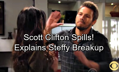 The Bold and the Beautiful Spoilers: Scott Clifton Dishes on Steffy Breakup – Reveals the True Source of Liam's Suffering