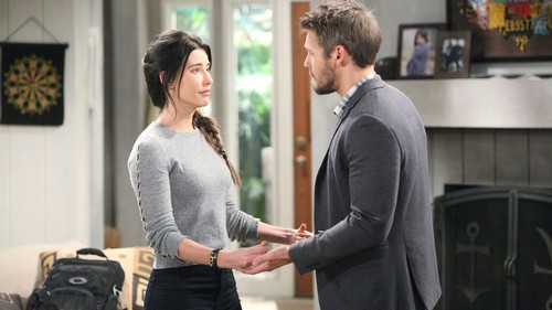 The Bold and the Beautiful Spoilers: Week of Dec. 25 - Steffy Learns Baby Daddy's Identity – Paternity Test Result Changes Lives