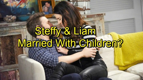 The Bold and the Beautiful Spoilers: Liam and Steffy Ready for Marriage, Kids and Lifelong Journey – Can They Overcome Quinn?