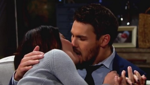 The Bold and the Beautiful Spoilers: Quinn and Ridge Kiss and Make Up - Big Changes, Tough Blows and Dangerous Secrets