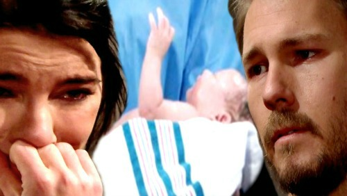 The Bold and the Beautiful Spoilers: Steffy and Liam Miscarriage Panic – Ultrasound Appointment Brings Alarming News