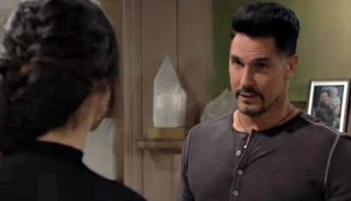 The Bold and the Beautiful Spoilers: Quinn Stuns Steffy, Insists She Knows Secret – Panicked Steffy Fears Bill Hookup Exposed