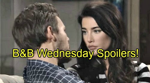 The Bold and the Beautiful Spoilers: Steffy Faces Temptation, Liam Ready for More - Quinn Uses Power, Raging Ridge Resists