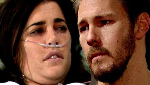 The Bold and the Beautiful Spoilers: Steffy's Life at Stake During Baby Girl's Birth – Liam Fears He'll Lose Them Both