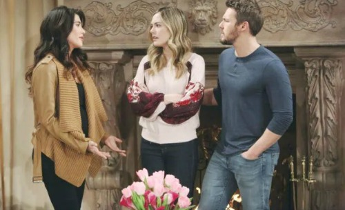 The Bold and the Beautiful Spoilers: Wednesday, March 13 Update – Steffy's Paris Bomb Crushes Hope – Wally Joins Cupid Crew