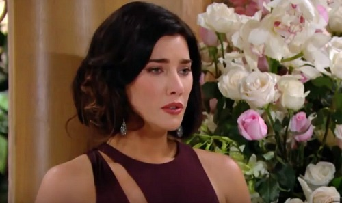 The Bold and the Beautiful Spoilers: Steffy Refuses To Take Liam Back - Mother-To-Be Doubts Baby Daddy Loves Her Enough