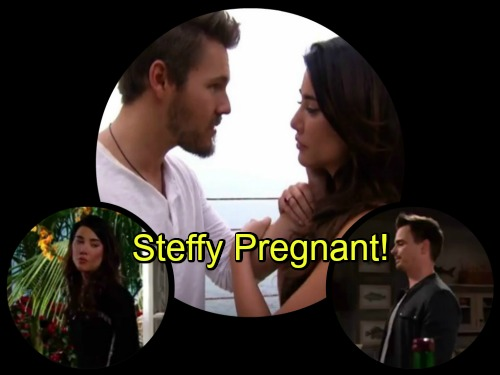 The Bold and the Beautiful Spoilers: Steffy Pregnant with Liam's Baby - Reunites with Wyatt Before Shocking Revelation