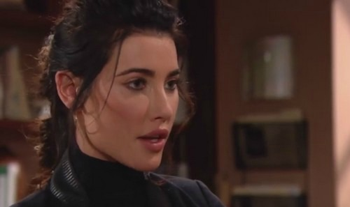 The Bold and the Beautiful Spoilers: Steffy Hides Huge Secret From Liam - Thanksgiving Pregnancy Shocker