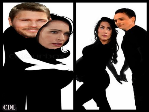The Bold and the Beautiful Spoilers: Quinn and Steffy BOTH Pregnant - B&B Dual Baby Bombshell?
