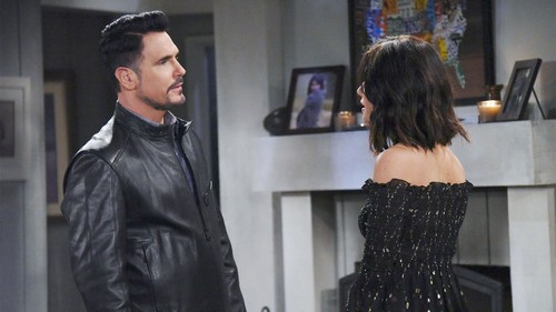 The Bold and the Beautiful Spoilers: Monday, March 5 – Steffy Rejects Bill's Proposal – Ridge Blows His Top – Pam's Off Her Meds