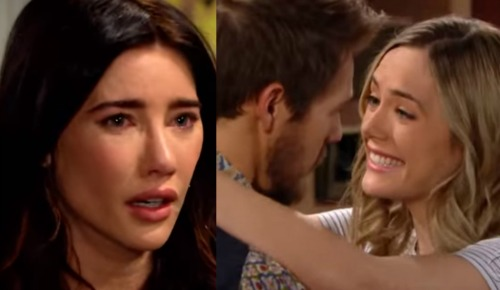 The Bold and the Beautiful Spoilers: Steffy Names Baby – Moves On Without Liam