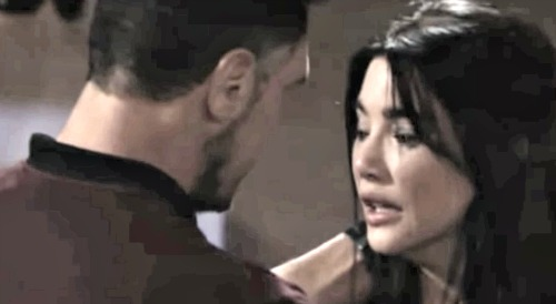 The Bold and the Beautiful Spoilers: Wednesday, November 15 - Passionate Kissing Leads to Bill and Steffy Hookup
