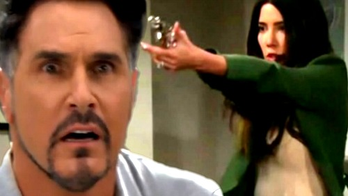 The Bold and the Beautiful Spoilers: Steffy Snaps, Shoots Bill – Ridge Takes the Fall to Protect His Daughter