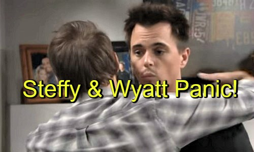 The Bold and the Beautiful (B&B) Spoilers: Liam Grateful, Thinks He Has His Life Back - Wyatt and Steffy Panic