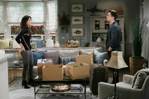 'The Bold and the Beautiful' Spoilers: Week of October 3-7 – Tricky Alliances, Massive Blows and Joyful Reunions