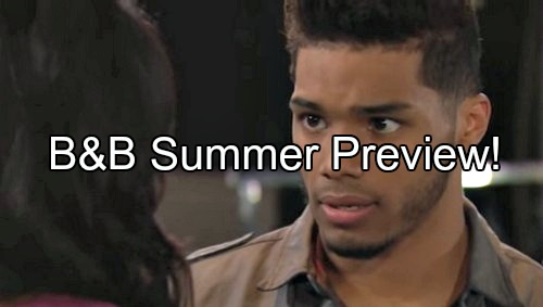 The Bold and the Beautiful (B&B) Spoilers: Summer Preview – Wyatt Questions Steffy Marriage – Sasha's Pregnancy Solved