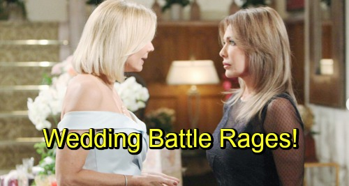 The Bold and the Beautiful Spoilers: Hope and Steffy's Dangerous Plan Backfires – Taylor and Brooke's Shocking Wedding Battle