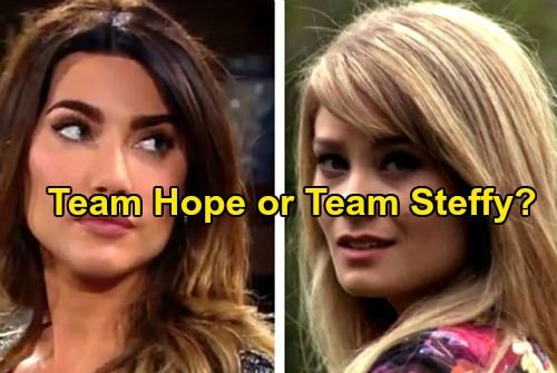 The Bold and the Beautiful Spoilers: Can Liam and Steffy Make It Once Hope Returns - Are You Team Hope or Team Steffy?