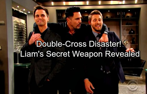 The Bold and the Beautiful Spoilers: Liam Forced to Use Secret Weapon, Delivers a Shocker Bill Will Never See Coming