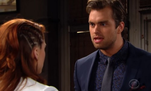 The Bold and the Beautiful Spoilers: Spectra's Caught - Thomas Blasts Sally for Betrayal - Shirley and Coco Face Off