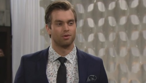 The Bold and the Beautiful Spoilers: Friday, April 7 - Sally Stunned by Baby Bomb