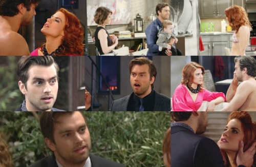 The Bold and the Beautiful Spoilers: Pierson Fode Back on B&B Set, Thomas Returns for Sally's Exit – Happy Ending for Hot Couple