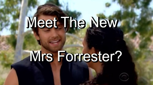 'The Bold and the Beautiful' Spoilers: Sasha Convinces Thomas to Marry Her, Achieves Coveted Forrester Status Like Sister?