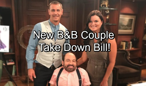 The Bold and the Beautiful Spoilers: Thorne and Katie Use Bill's Secret Weapon Against Him – Shocking Scheme from New B&B Couple